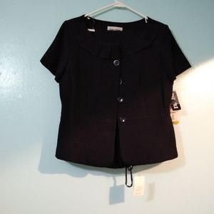 NWT Danny and Nicole 2 PC Pant Suit 14 P